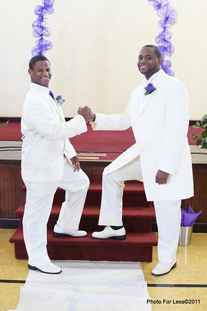 Brian & Lameko Wedding