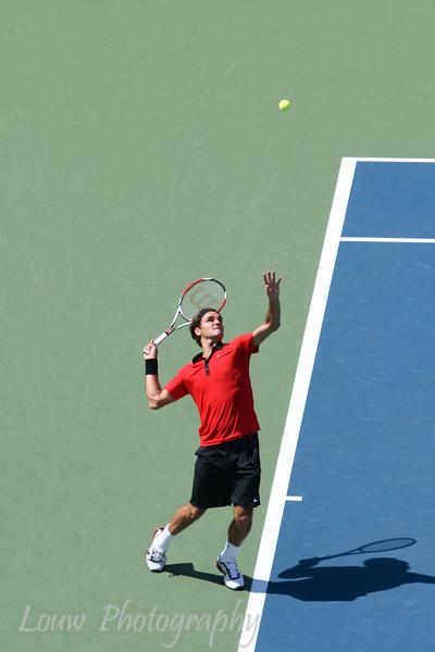 US Open Tennis 2009, New York, NY