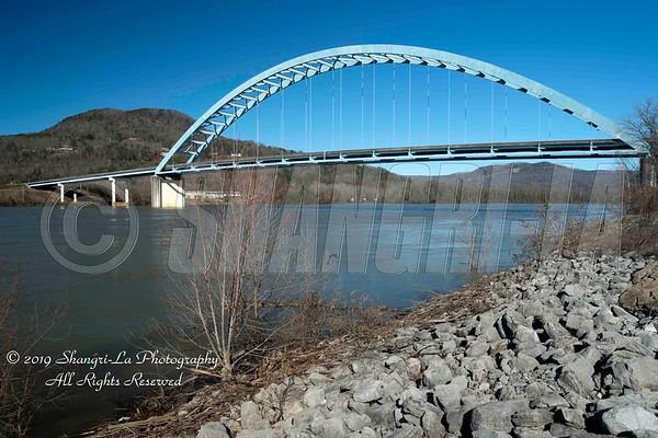 Shelby Rhinehart Bridge - South Pittsburg, TN