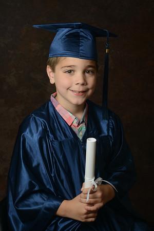 Jack's Kindergarden Graduation