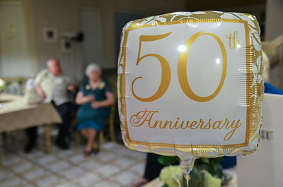 50th Anniversary - Walt & Pat Cwynar