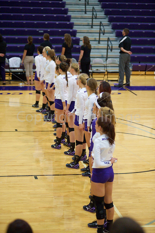 Bluffton Volleyball 100715 Defiance