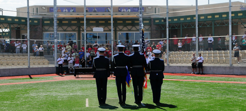 Opening Ceromonies and Hall of Fame inductions - September 28th 2012