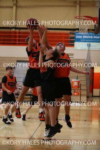 Oak Grove Orange and Black Game 11-18-19