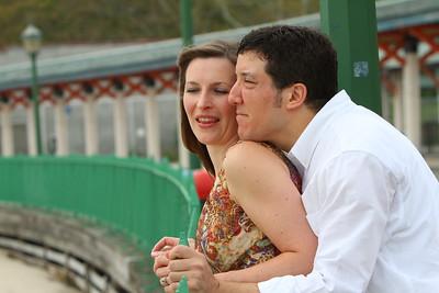 Jillian & Scott E-session