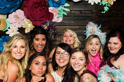 Annette+Oliver ~ Wedding Photobooth!