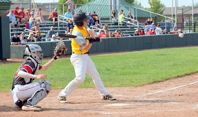 HS Sports - District Baseball Flat Rock, Trenton, Grosse Ile Riverview