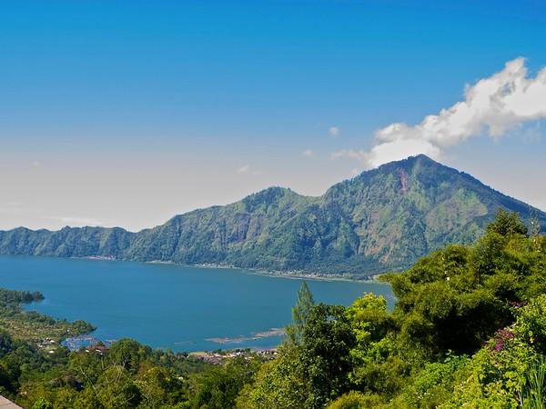Mt. Batur and Rice Terrace 2017