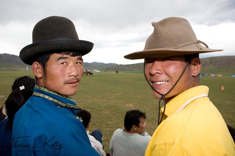Children Polo in Monkhe Tingri. Mongolia.