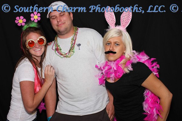 Charleston Riverdogs 4/26/12 Party at the Joe