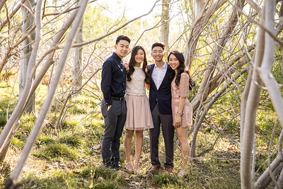 Kawata Family 2018