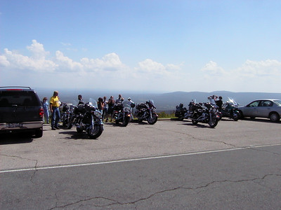 2002 Mena Ride with East Texas Group