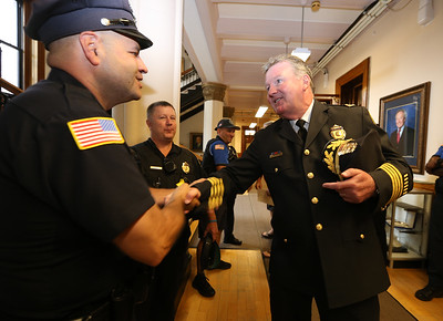 Richardson swearing-in Lowell police 082318