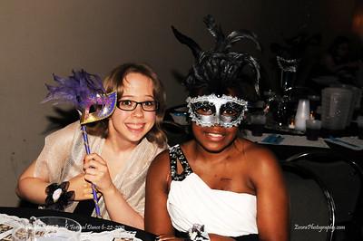 Moonlight Masquerade Formal Dinner Dance 6-22-2013