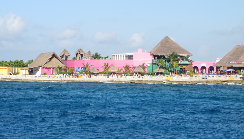 4th port - Costa Maya, Mexico