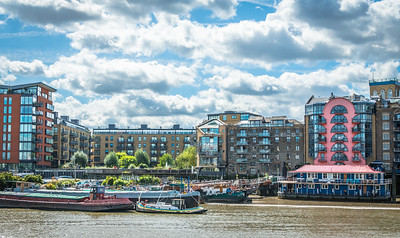 From the River Thames