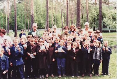 2009 Romania Dr. Wentz Visit