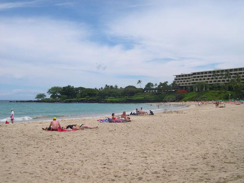 Mauna Kea Beach and the Mauna Kea Resort