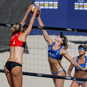 FIVB Huntington Beach Open 2018