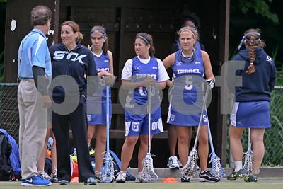 6/25/2012 - Israel Women's Lacrosse Festival Team - Match #2 - Het Amsterdamse Bos, Amsterdam, The Netherlands