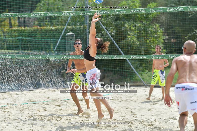 """5ª Edizione Memorial """"Claudio Giri"""" presso Zocco Beach San Feliciano PG IT, 25 agosto 2018 - Foto di Michele Benda per VolleyFoto [Riferimento file: 2018-08-25/ND5_9211]"""