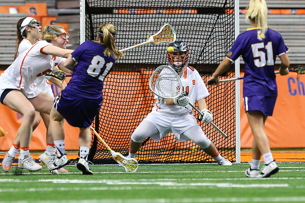 Syracuse Orange v. Albany Great Danes (Womens) 2-27-17