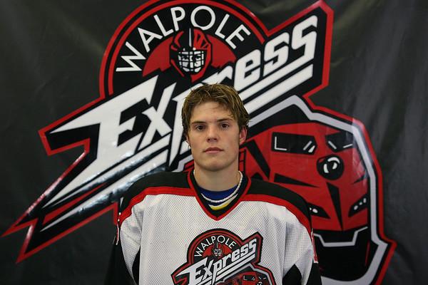 Walpole Express A Team Head Shots