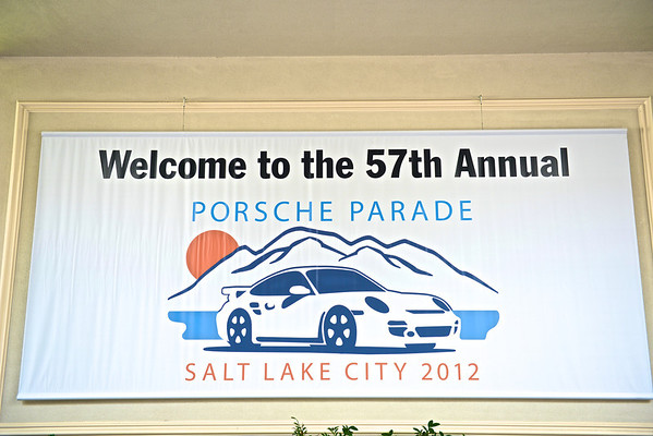 Concours day in Salt Lake City