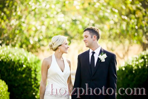 Jennifer and Rick Color Wedding Photos