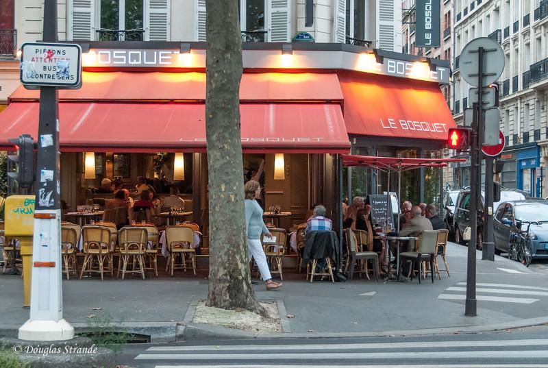 Le Bosquet restaurant