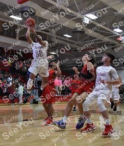 DSM East @ Fort Dodge Boys Basketball