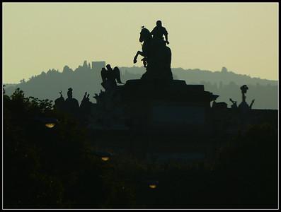 Florence - Piazza della Libertà