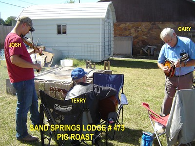 Sand Springs #475 Events