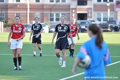 Alumni Soccer Games 2013