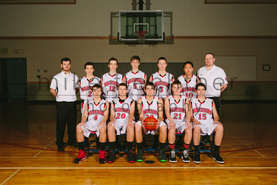 HS Boys C-Team Basketball