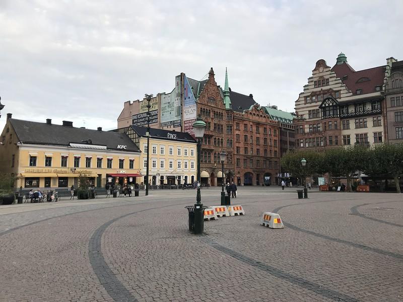 Stockholm to Copenhagen sights