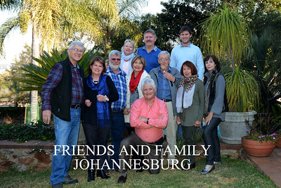 FRIENDS & FAMILY JOHANNESBURG