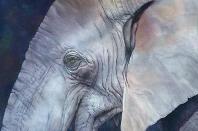 """Mpumalanga"" (watercolor) by Joanne Bryant"
