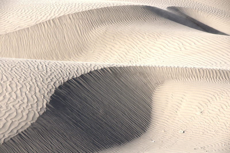 Sand dunes near Hunder, Nubra Valley, Ladakh, India