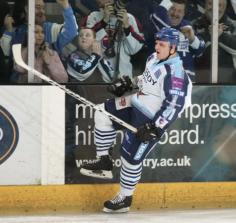 Blaze v Belfast Giants - 11/02/2007