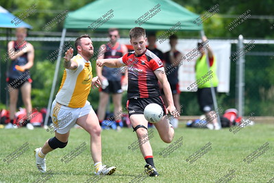 Kevin Barry v Young Irelands - Juniors 7/1/2018