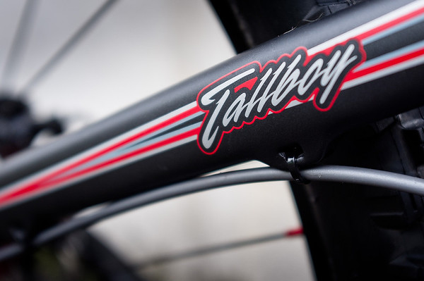 2012 Santa Cruz Tallboy Carbon