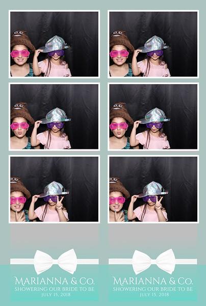 Marianna & Co. Wedding Shower (07/15/18)