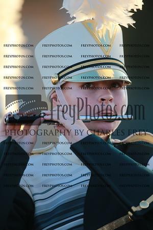 Murrieta Mesa Marching Emerald Regiment