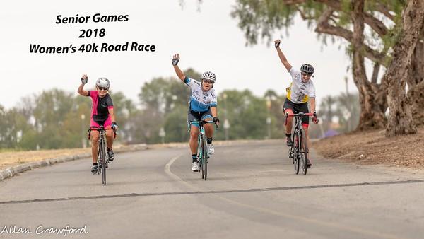 Women's 40k Road Race