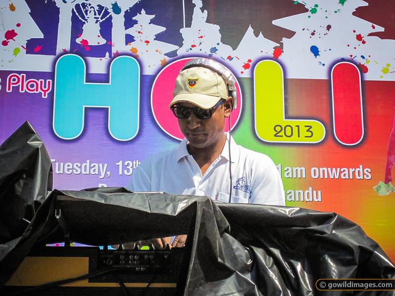 Holi DJ