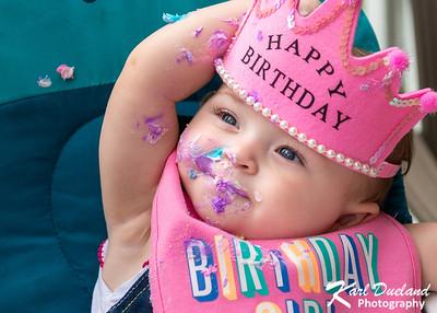 Kaiya Birthday