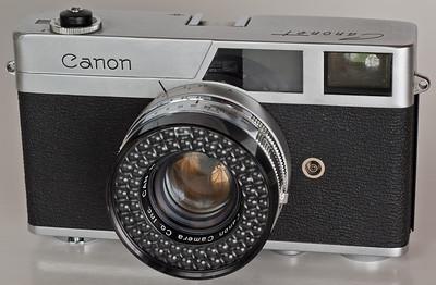 Canon Canonet - 1961