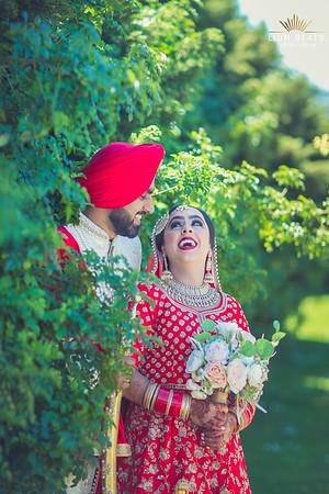 Jas & Jag's Wedding Photoshoot