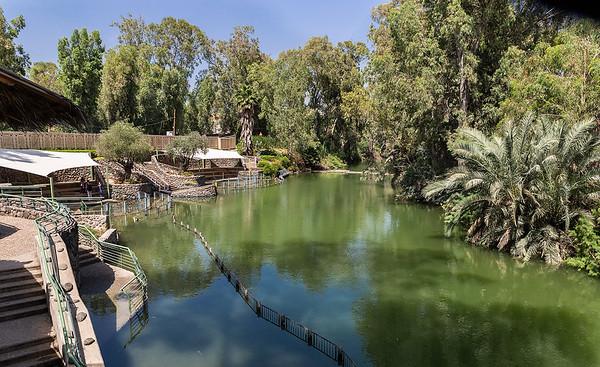 Jordan River/Yardenit